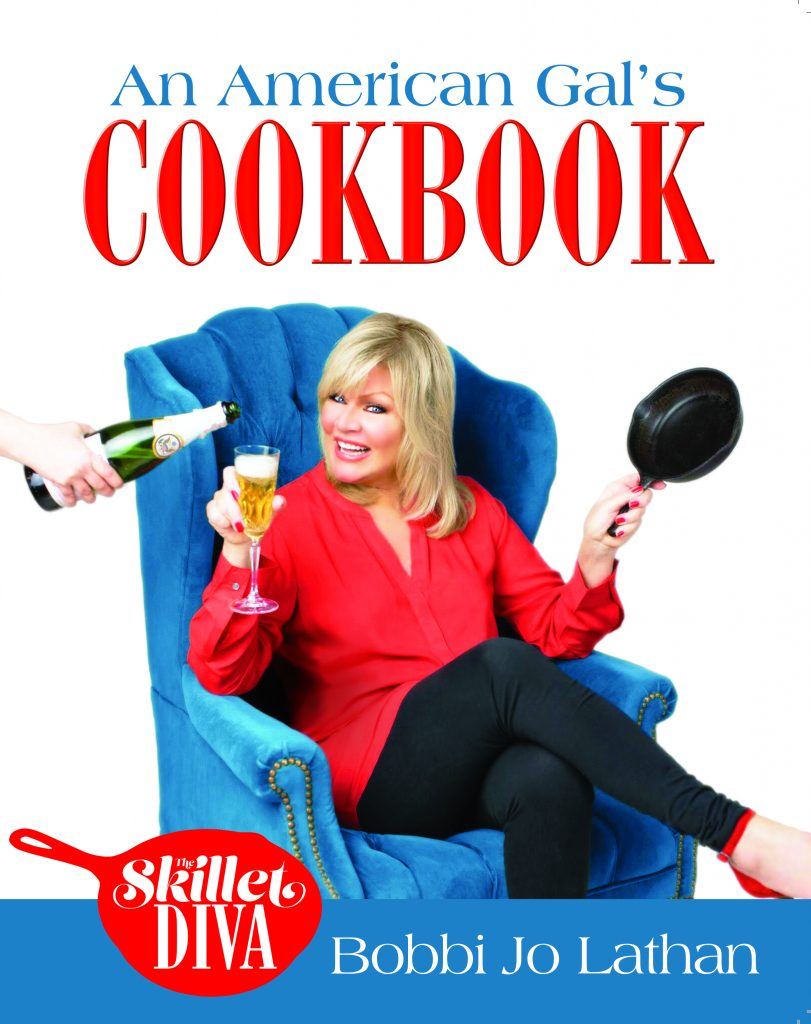 An American Gal's Cookbook cover