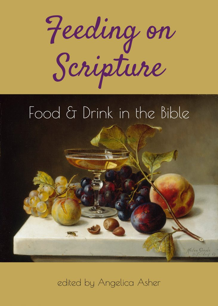Feeding on Scripture book cover