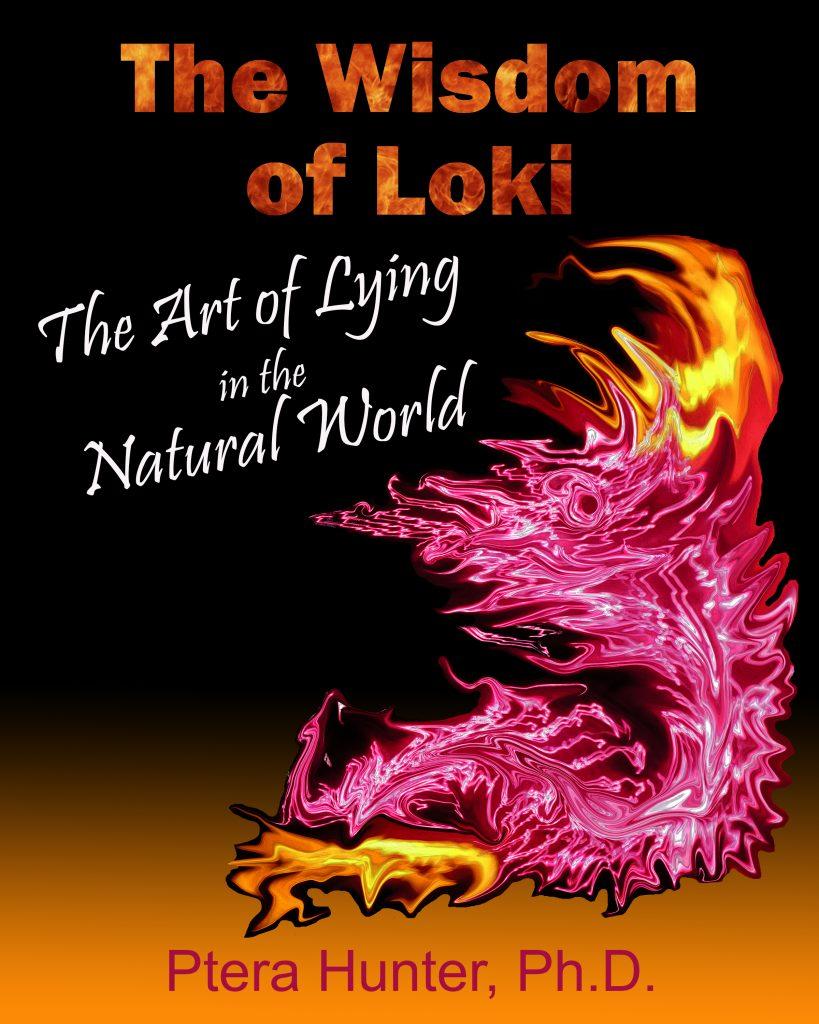 The Wisdom of Loki cover
